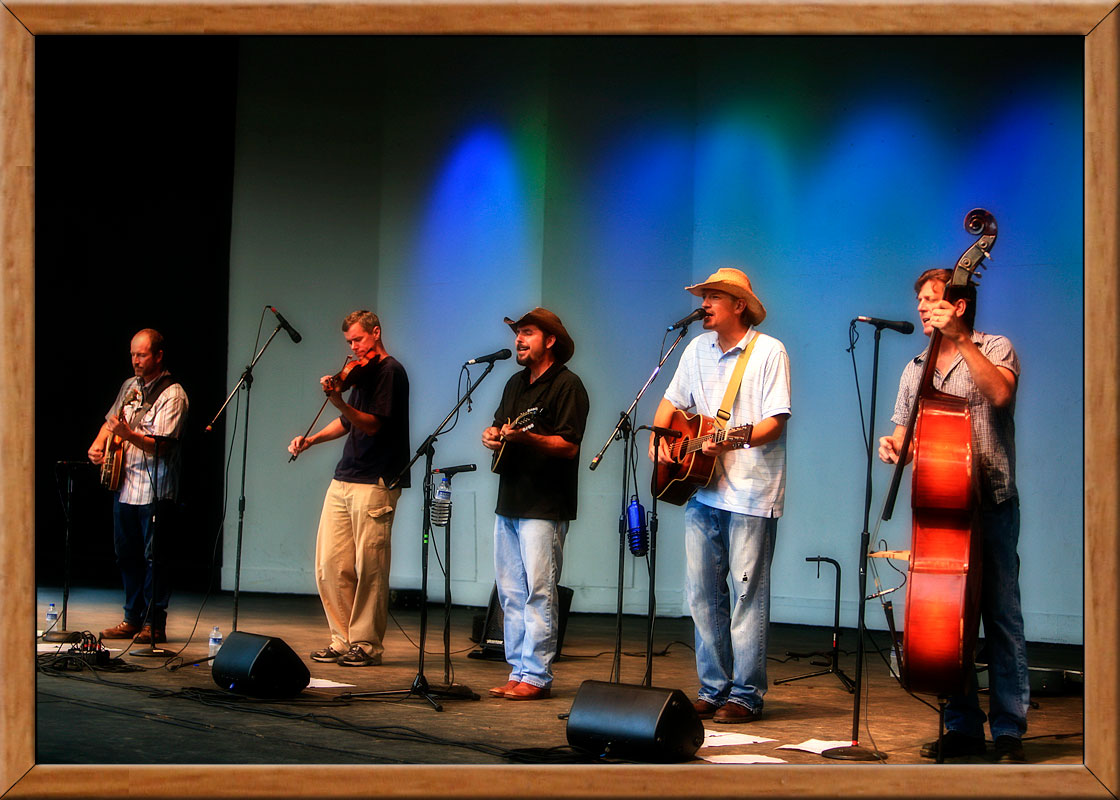 Slack Family Bluegrass Band
