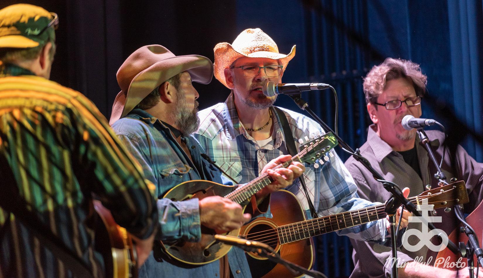 Slack Family Bluegrass Band