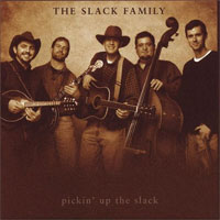 Pickin' Up The Slack CD
